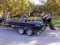 Bass Cat Boat