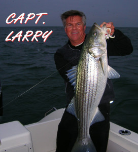 Captain Larry Lusk