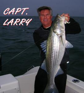 Captain Larry Lusk